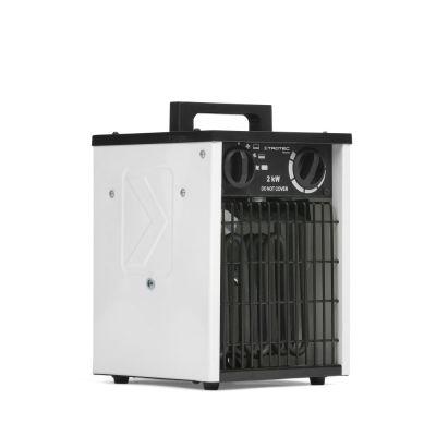 TDS 10 Elektromos fűtőkészülék Mutatás a Trotec Webshopban