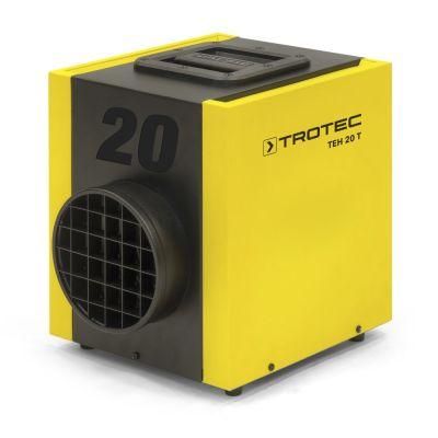 TEH 20 T Elektromos fűtőkészülék Mutatás a Trotec Webshopban
