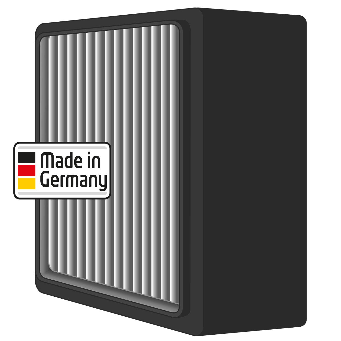 Фильтр с активированным углем для нейтрализации запаха