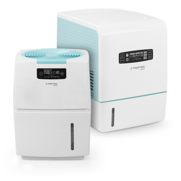 Humidifiers supplied by a brand manufacturer TROTEC