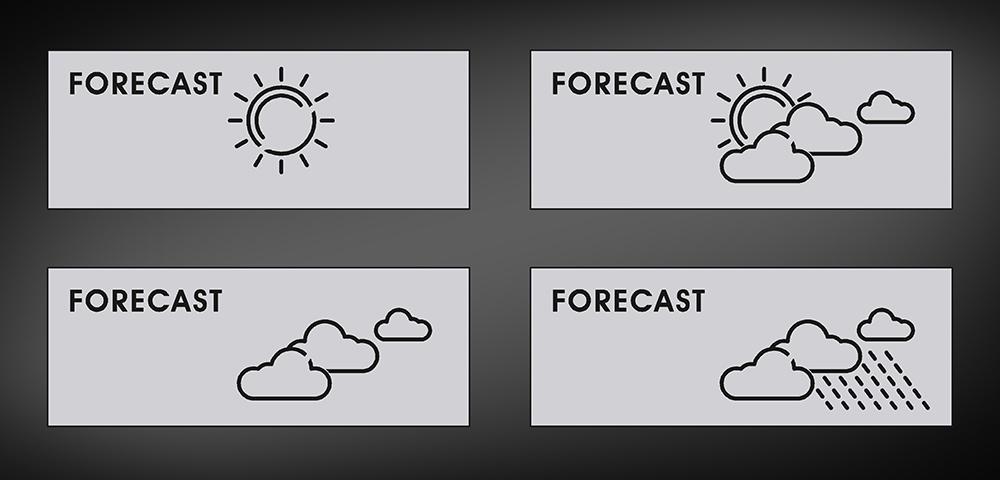 BZ07 - прогноз погоды