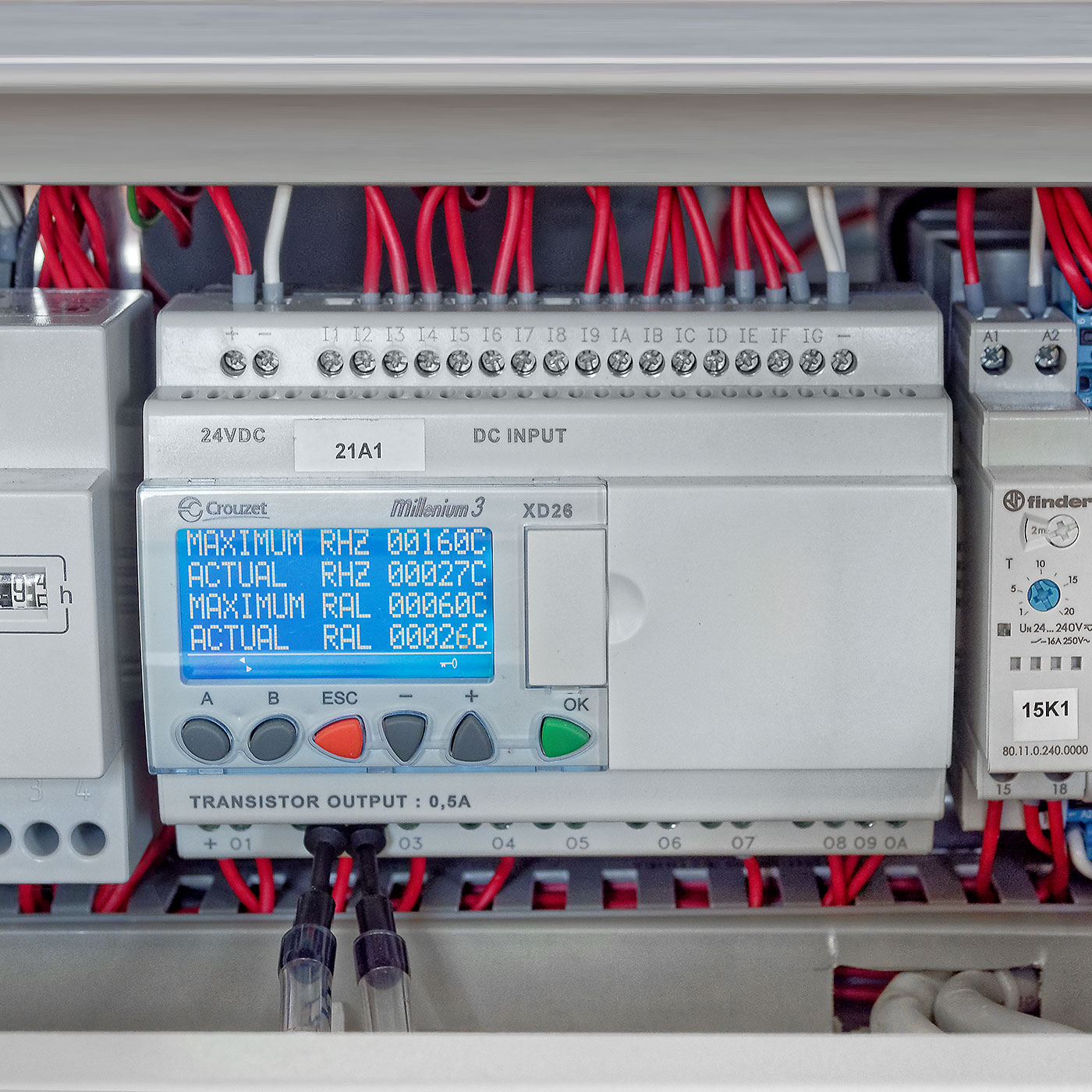 Powder Coating Oven Controller Wiring Diagram Moreover Rotary Phase