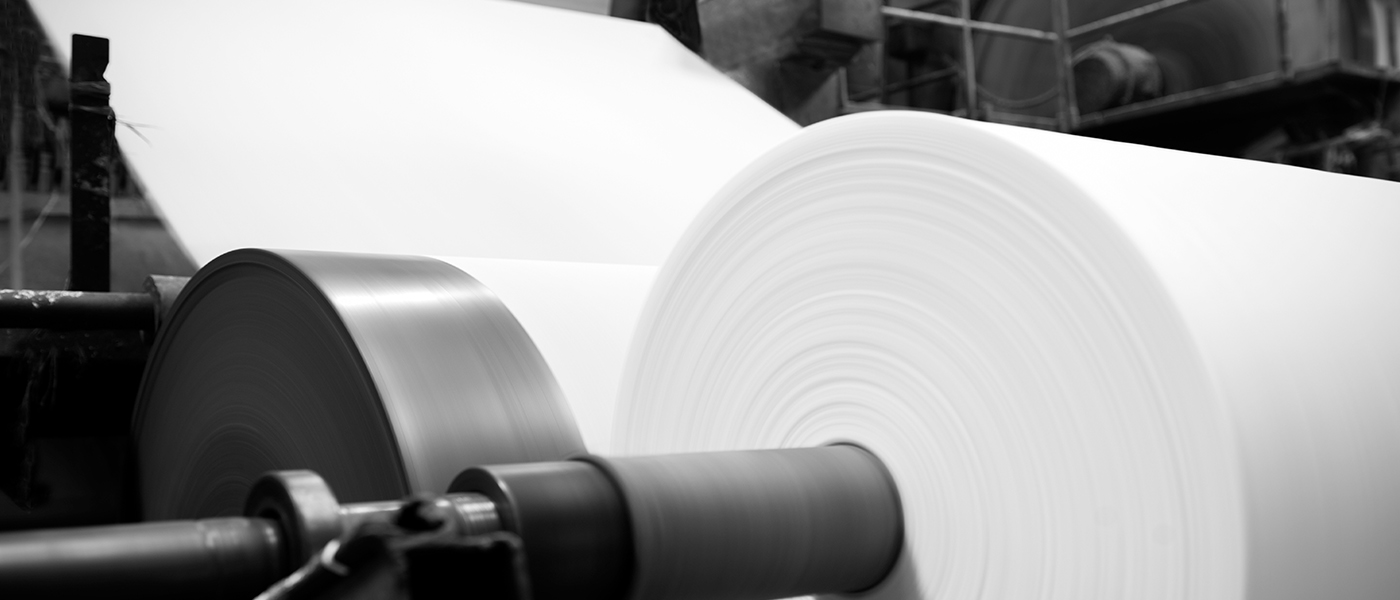 Pulp, paper and printing industry - TROTEC