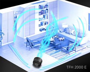 TFH 2000 E с технологией турбо отжима