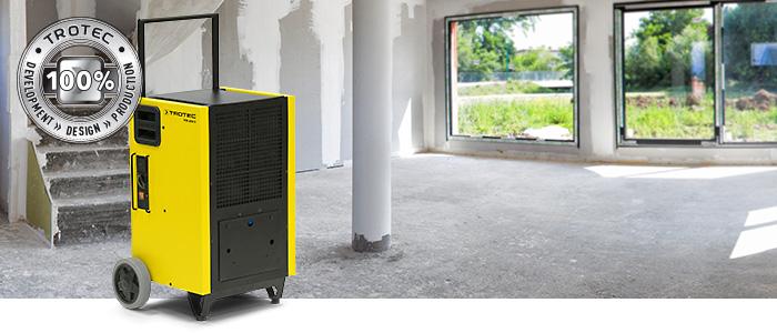 TTK 655 S commercial dehumidifier - TROTEC