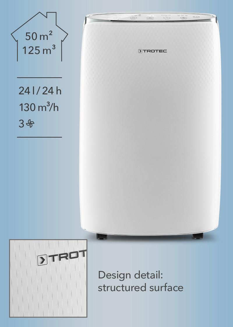 ТТК 67 Е - осушитель воздуха дизайнерский