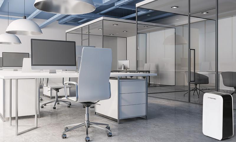 ТТК 71 Е - в офисе